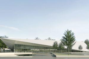 PKP pokazała nowy dworzec dla Olsztyna