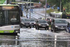 Deszcze i burze nad Warmią i Mazurami - tak może wyglądać początek tygodnia. Co dalej z pogodą?