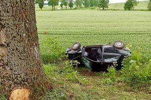 W wypadku zginęło dwóch młodych mężczyzn [aktualizacja]