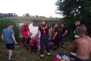 Tragedia nad wodą w Galinach. Utonął 16-latek