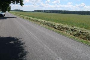 Remont drogi powiatowej Iłowo-Białuty został zakończony