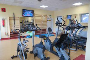 BOSiR uruchamia salę fitness. Będą jednak obowiązywały pewne obostrzenia