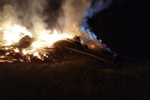 Strażacki tydzień. Trzy pożary oraz 15 innych interwencji [ZDJĘCIA]