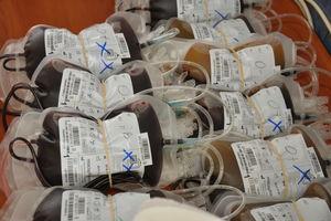 Zbiórka krwi dla Oli