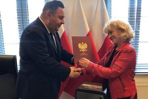Zmiana na stanowisku dyrektora szkoły w Nowej Wsi Ełckiej