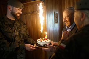 Urodziny majora Lucjana Deniziaka