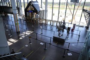 Port Lotniczy Olsztyn-Mazury gotowy na wznowienie połączeń pasażerskich
