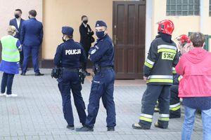 Kolejny alarm i ewakuacja szkoły w Olsztynie