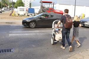 Uwaga kierowcy! Utrudnienia na olsztyńskim skrzyżowaniu