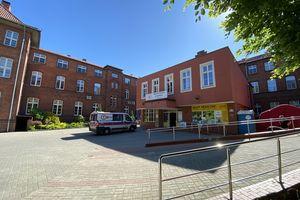 Szpital miejski w Olsztynie nie zamyka się dla pacjentów