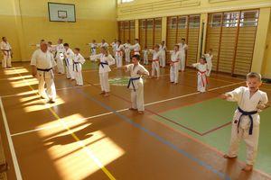 Karatecy z Bartoszyc zdawali egzamin na wyższe stopnie szkoleniowe [ZDJĘCIA]