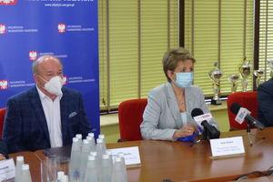 Podsumowanie dotychczasowych działań podjętych w ramach tarczy antykryzysowej - konferencja
