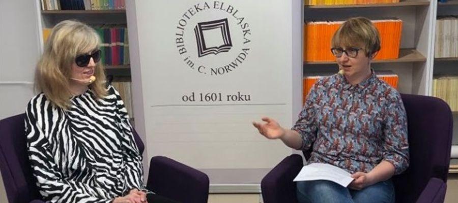 Agnieszka Pietrzyk i Aleksandra Buła