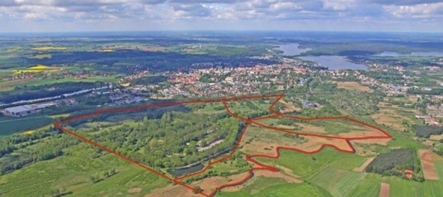 Cena zakupu 90 hektarów autodromu wynosiła 3.030.178,50 złotych