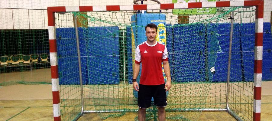 Paweł Górski (FC Dajtki), król strzelców II ligi