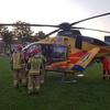 Groźny wypadek na leśnej drodze, kierowca był pijany. Trzy osoby w szpitalu [ZDJĘCIA]