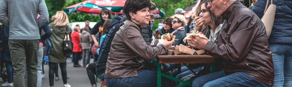 Food trucki przyjeżdżają do Olsztyna! Festiwal Smaków Food Trucków już 11 i 12 lipca.