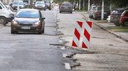 Bruk zamiast asfaltu. Hałas męczy mieszkańców ul. Mickiewicza w Olsztynie