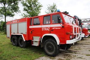 Drugie życie pojazdu strażackiego [ZDJĘCIA]