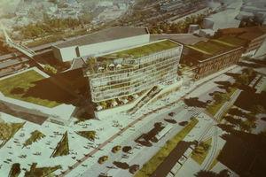 Przyszłość dworca w Olsztynie. Co chce zbudować Retail Provider?  [FILM, ZDJĘCIA]