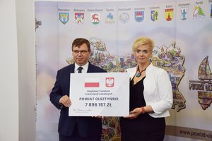 Tarcza inwestycyjna dla samorządów. Na Warmię i Mazury trafi 223 mln złotych