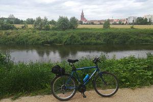 Jedziemy do Sępopola, a potem wzdłuż polsko-rosyjskiej granicy