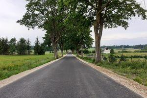 Kolejna inwestycja drogowa w powiecie olsztyńskim zakończona