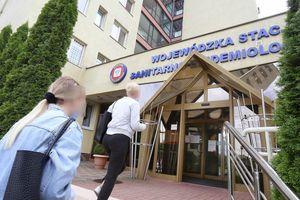 Gorączka w olsztyńskim NFZ