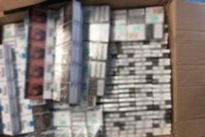56-latka posiadała ponad 2,3 tys. paczek nielegalnych papierosów