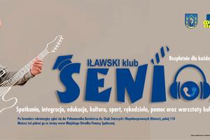 Życie zaczyna się po 60-tce! Wstąp do Iławskiego Klubu Seniora