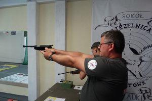Zawody strzeleckie z okazji rocznicy powstania strzelnicy w Grądkach