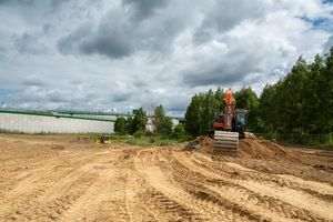 Trwa budowa ekociepłowni w Olsztynie