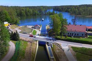 Zmiany na szlaku Wielkich Jezior Mazurskich. Które kanały przejdą remont? Czy będą w tym czasie zamknięte?