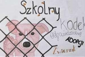 Klasowy kodeks odpowiedzialnej adopcji zwierząt