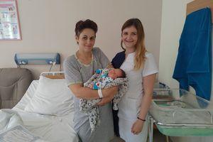 Nietypowy poród w szpitalu miejskim w Olsztynie