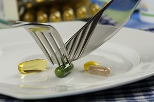 Dziki rynek suplementów diety