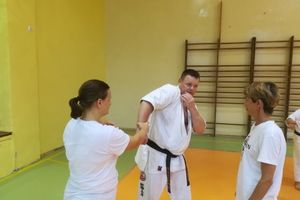 Akademia Karate i Samoobrony na półmetku. Wkrótce spotkania z ciekawymi gośćmi