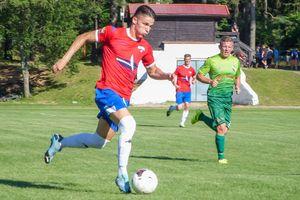 Dzisiaj Sokół Ostróda zagra ze Zniczem Biała Piska w finale Wojewódzkiego Pucharu Polski