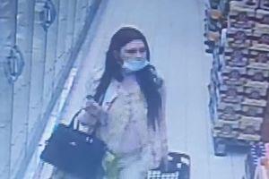 Olsztyńska policja prosi o pomoc w identyfikacji kobiety [VIDEO]