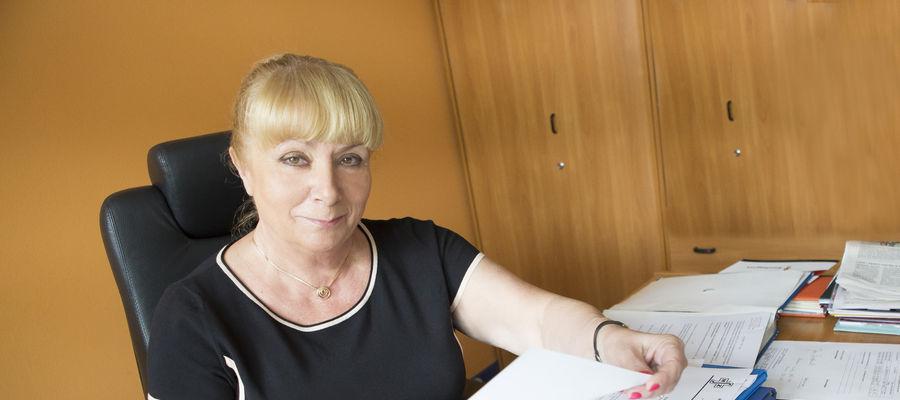 Joanna Szymankiewicz-Czużdaniuk: Nie zapomnę nigdy tych ludzi, w których miałam oparcie