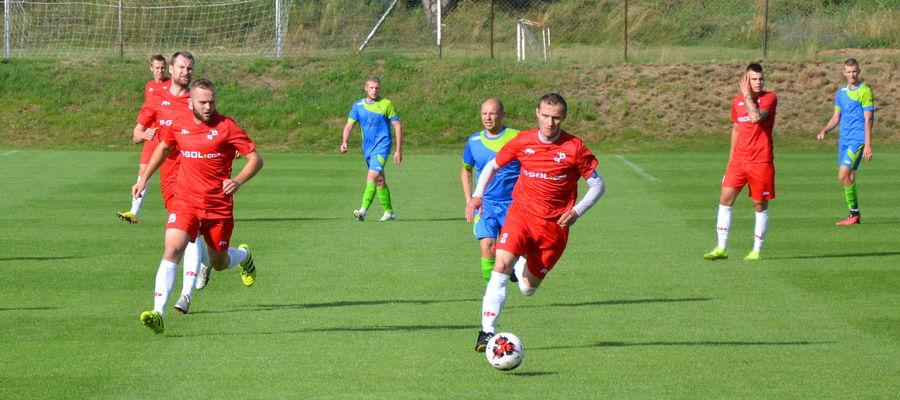 W Zwierzewie miejscowy Kormoran pożegnał się z rozgrywkami Wojewódzkiego Pucharu Polski