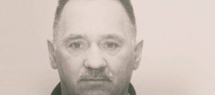 Zaginiony Mirosław Bloch