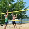 Drugi Turniej Siatkówki Plażowej: piasek aż parzył w stopy [FOTO]