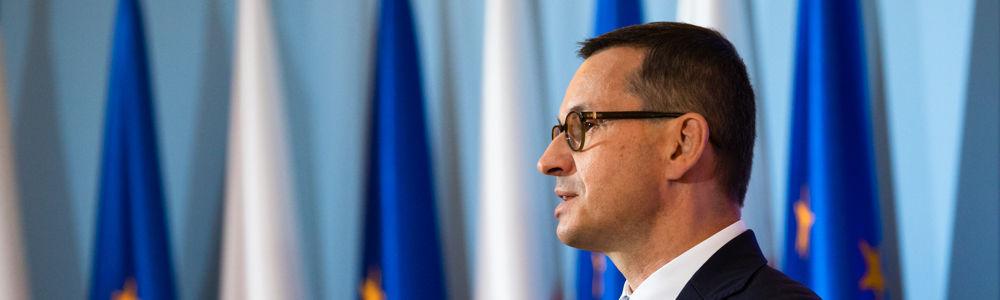Premier Morawiecki w Strasburgu: W UE jest nasze miejsce
