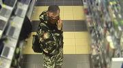 Policja prosi o pomoc w ustaleniu sprawcy kradzieży [ZDJĘCIA]