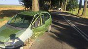 Pod Zagonami zderzyły się trzy samochody