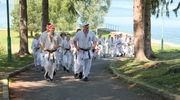 Za karatekami tradycyjny, coroczny letni obóz w Solinie. Atrakcji jak zawsze nie brakowało