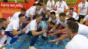 Constract Lubawa zdobył Puchar Polski w futsalu! [VIDEO, ZDJĘCIA]