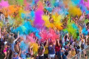 Holi Festiwal — Święto Kolorów w Piszu