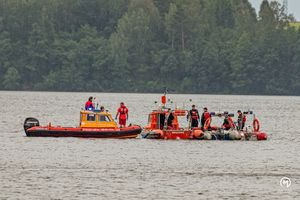 Kolejna tragedia na Tałtach. Utonął 21-latek